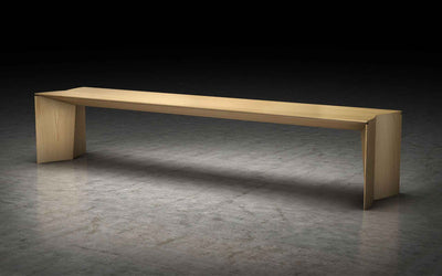 Soho Bench Natural Oak