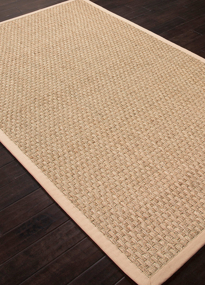 Basket Weave Basket Safari/Warm Sand Area Rug