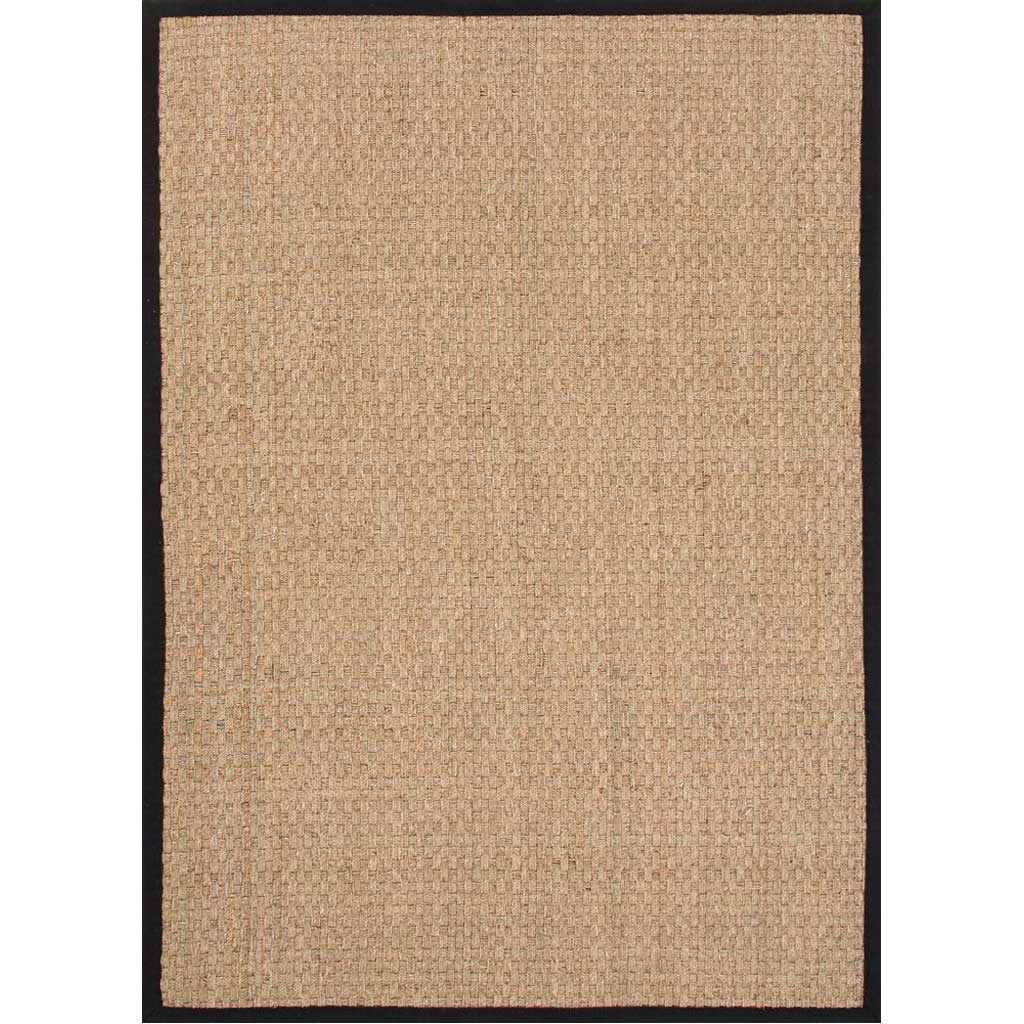 Basket Weave Basket Safari/Tapshoe Area Rug