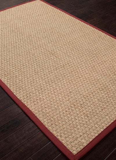 Basket Weave Basket Safari/Sirah Area Rug