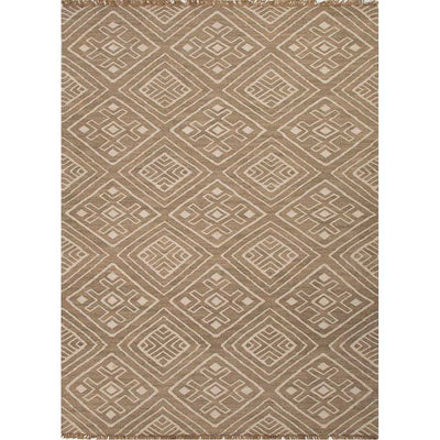 Batik Miao Metal Gray/Floral White Area Rug