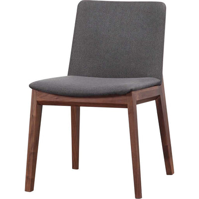 Denmark Dining Chair Gray (Set of 2)
