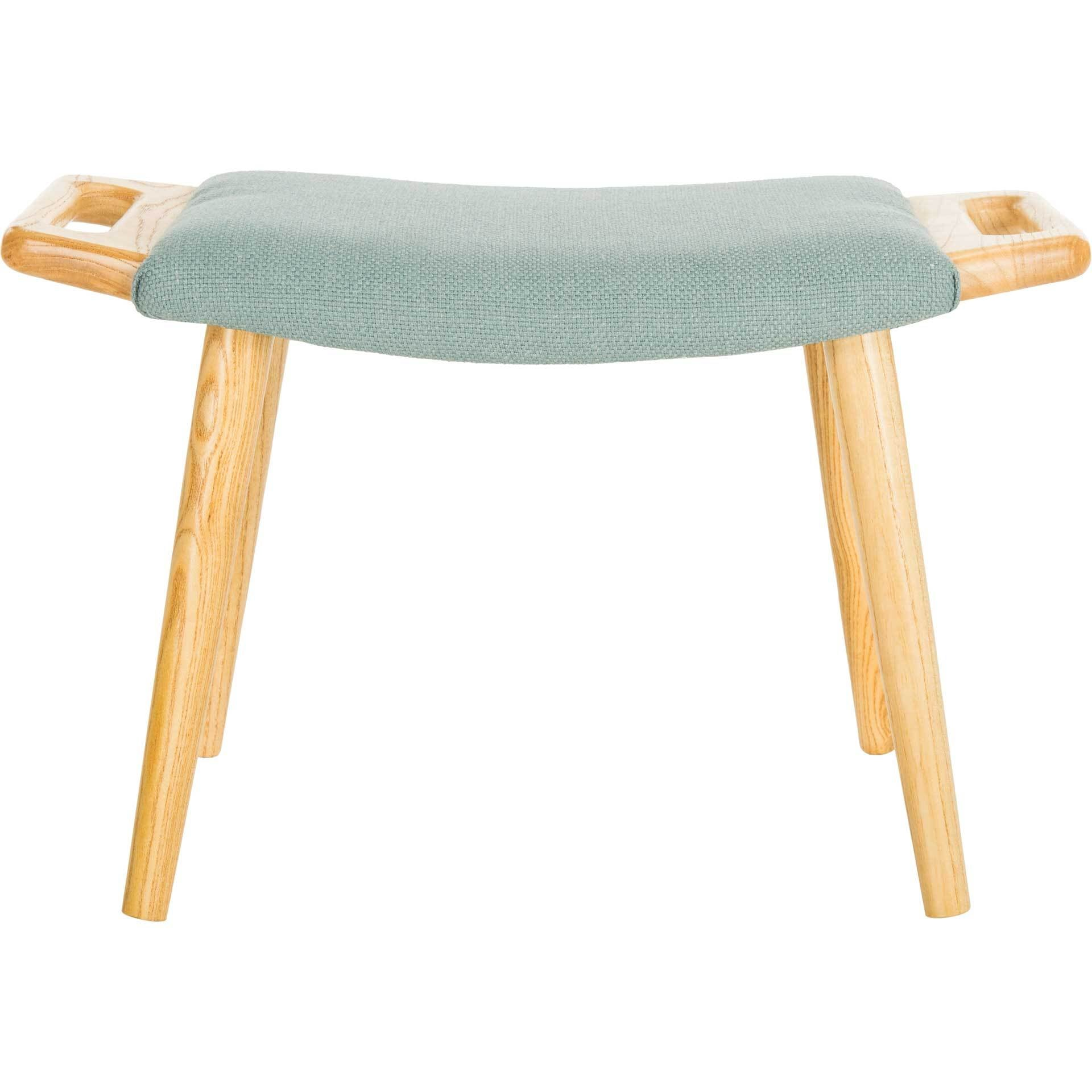 Yandel Bench Blue/Natural