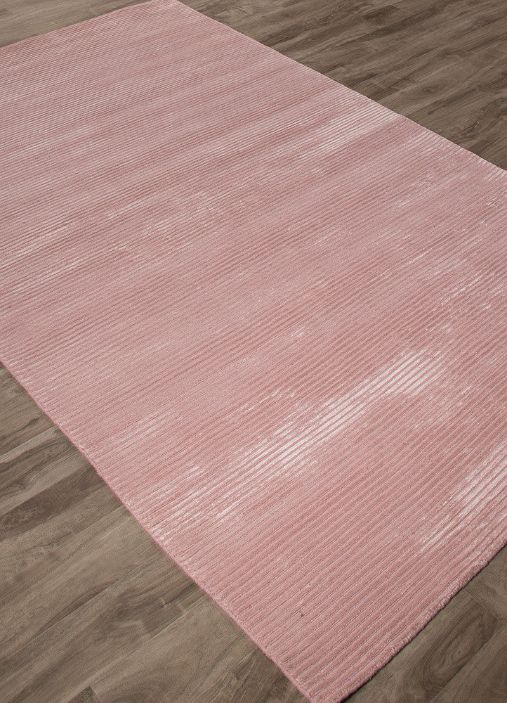 Basis Silver Pink Area Rug