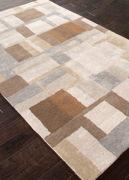 Blue Adell Classic Gray Gray Brown Area Rug Froy