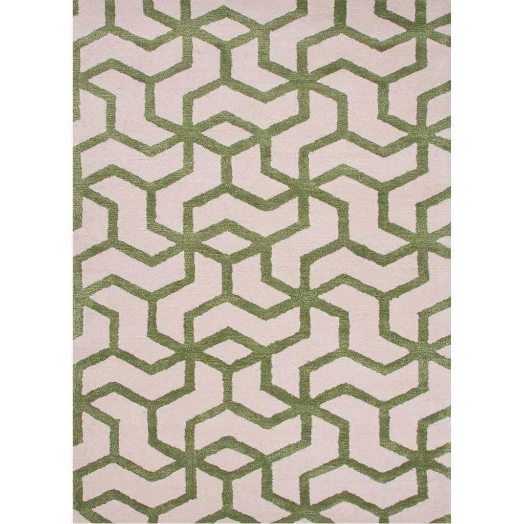 Blue Addy Birch/Green Eyes Area Rug