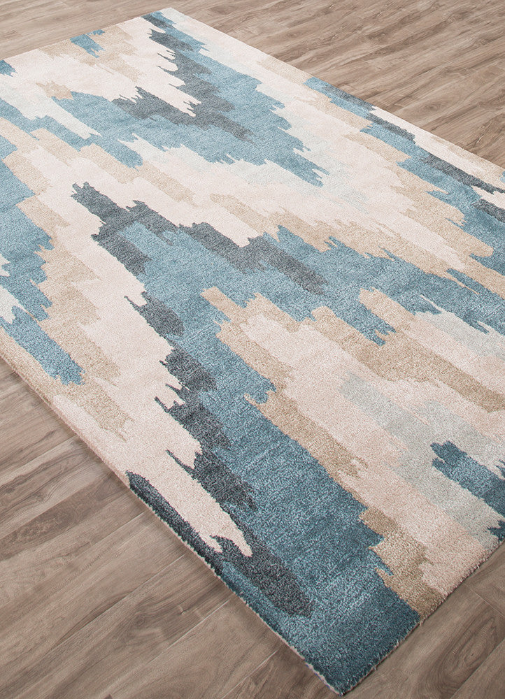 Blue Solaris Blue Area Rug