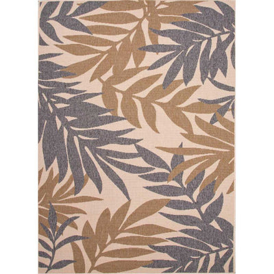Bloom Fern Birch/Lark Area Rug