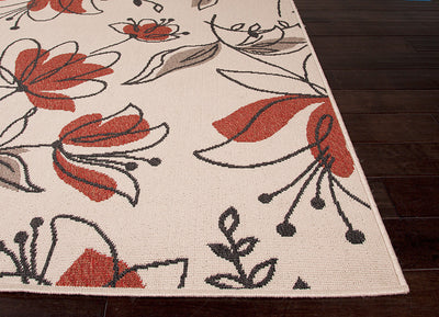 Bloom Spring Birch/Monument Area Rug