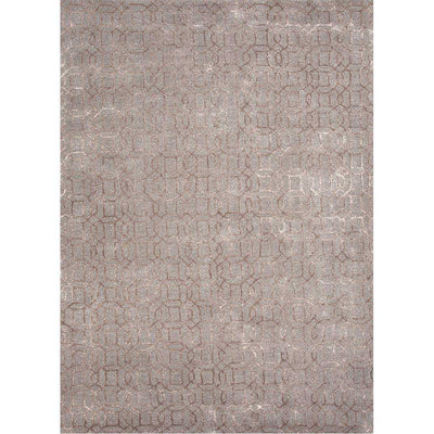 Baroque Rembrandt Light Blue Area Rug
