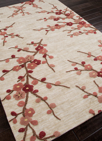 Brio Cherry Blossom Colorado Clay Area Rug