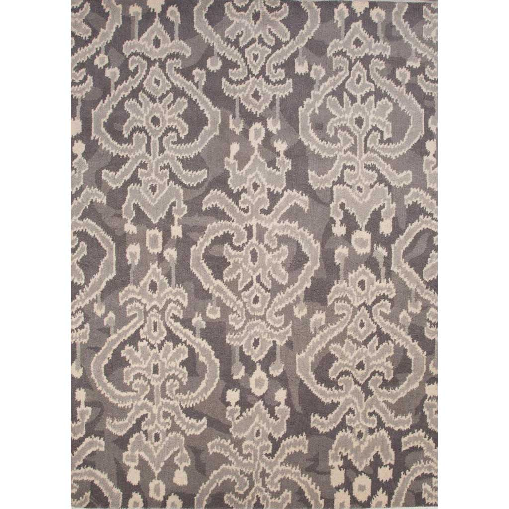 Bristol Serrano Steel Gray/Antique White Area Rug