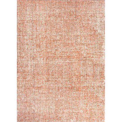 Britta Oland White Ice/Orange Rust Area Rug