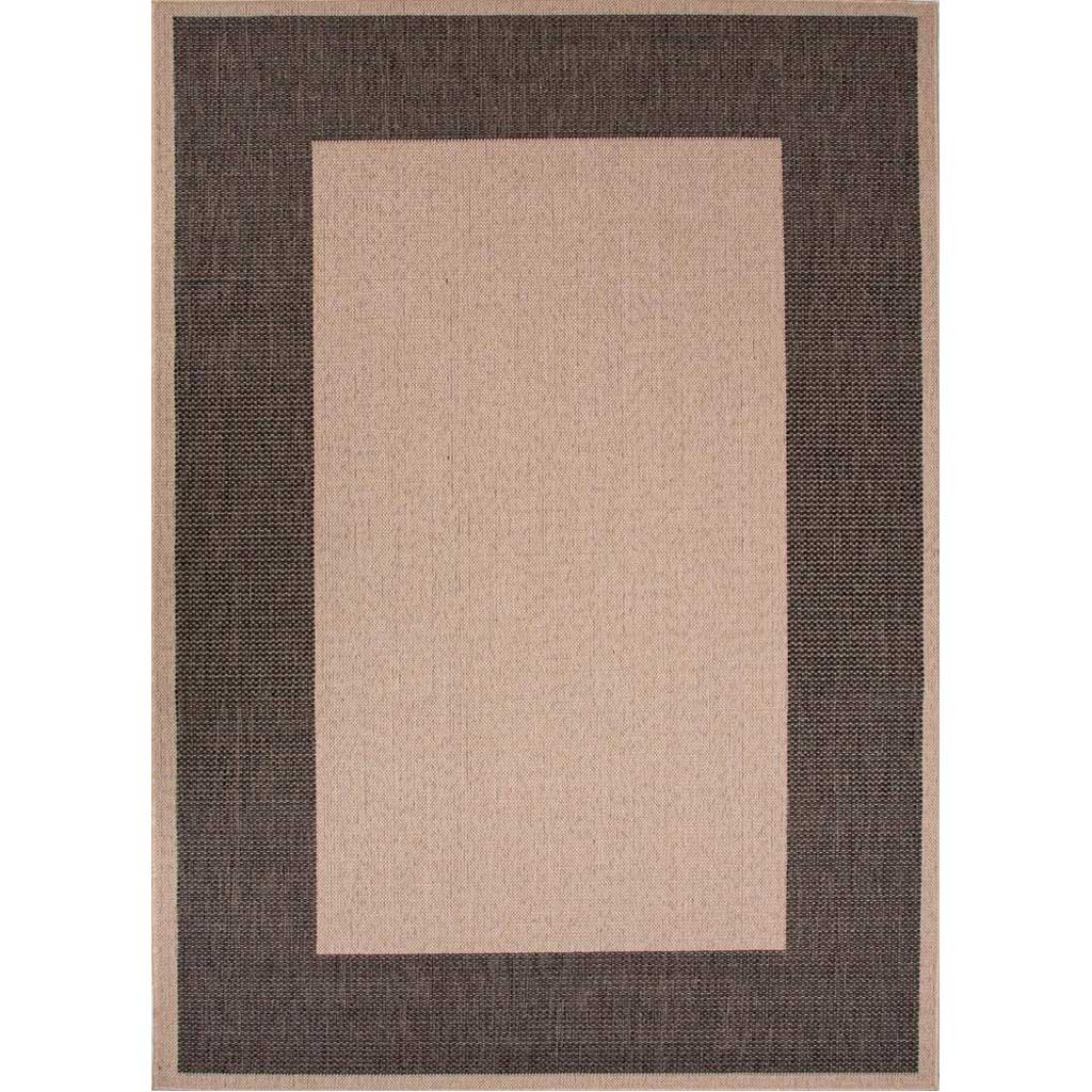 Breeze Picnic Birch/Beluga Area Rug