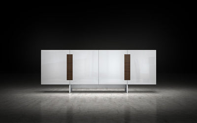 Brixton Sideboard White Lacquer