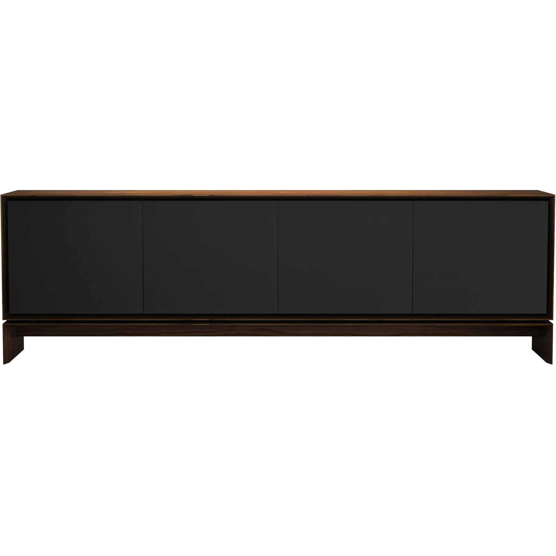 Barnes Sideboard Walnut/Graphite
