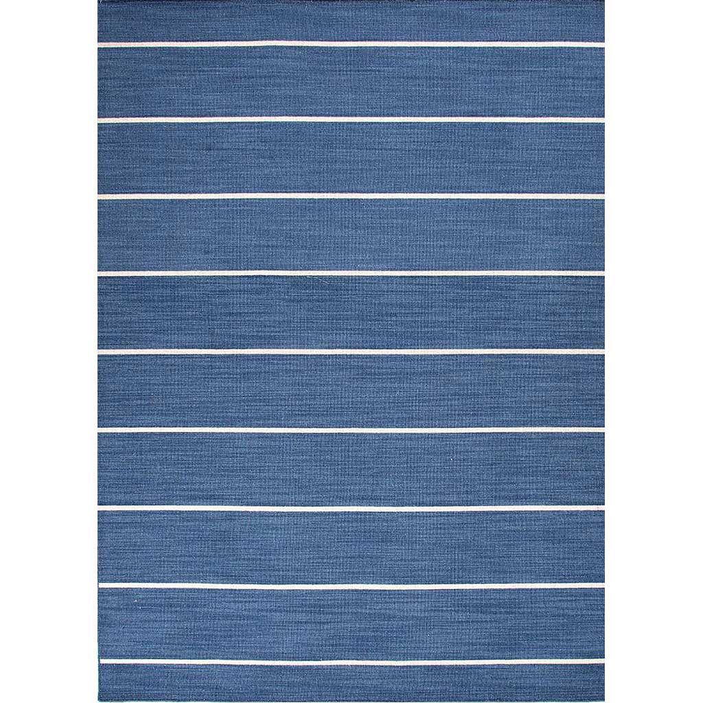 Coastal Shores Cape Cod Dark Denim Area Rug