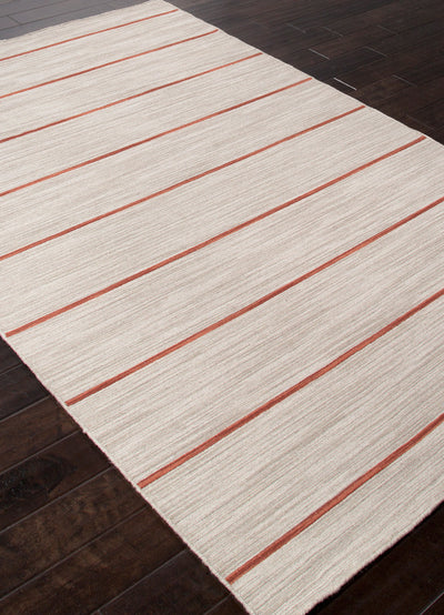 Coastal Shores Cape Cod Ashwood/Coral Area Rug