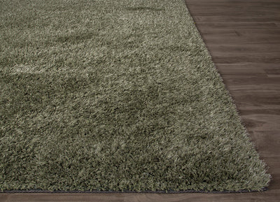 Cordon Robin Shaggy Forest Shade Area Rug