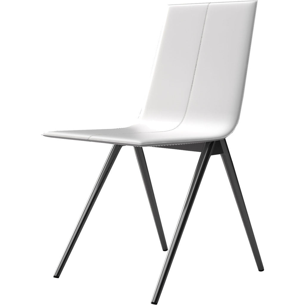 Mayfair Dining Chair Bright White - FROY