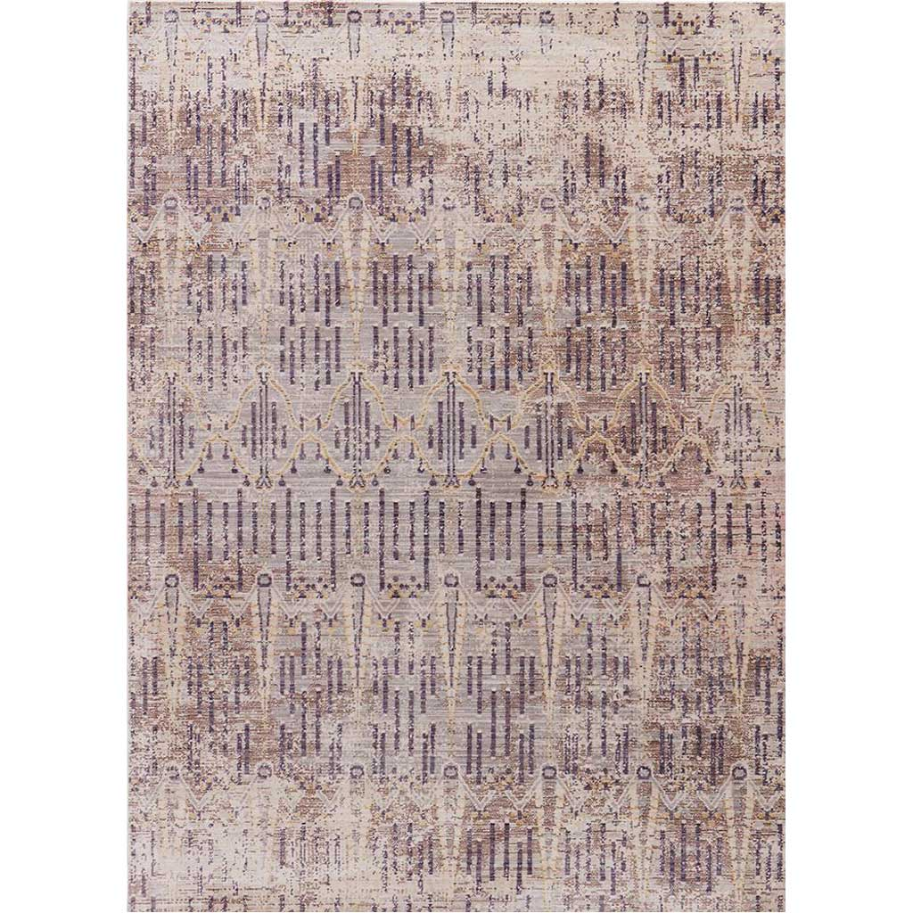 Ceres Salacia Pink/Gray Area Rug