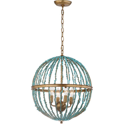 Lailah Cage Chandelier