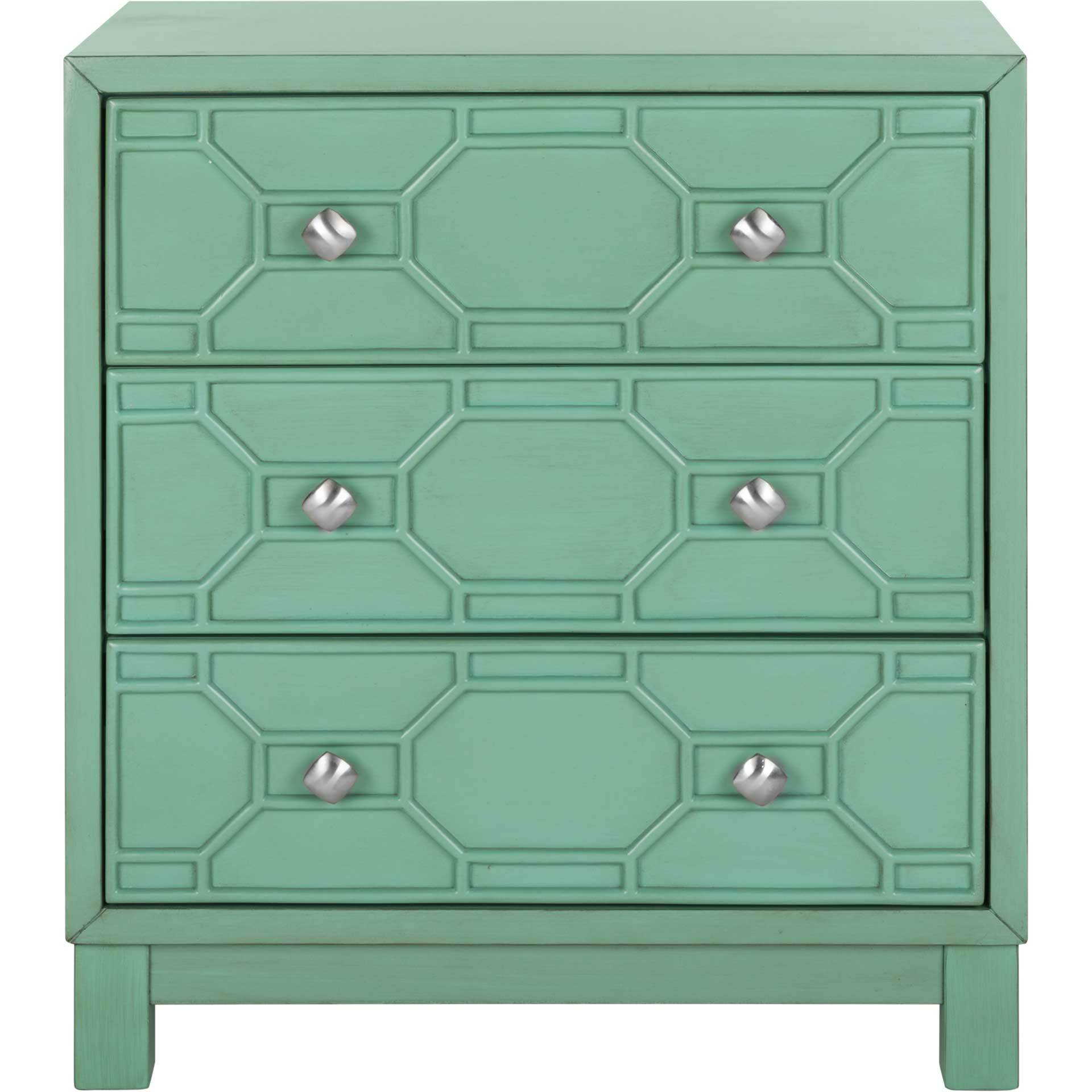 Izabella 3 Drawer Chest