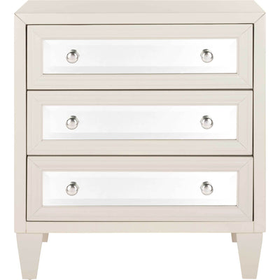 Marvin 3 Drawer Chest Gray