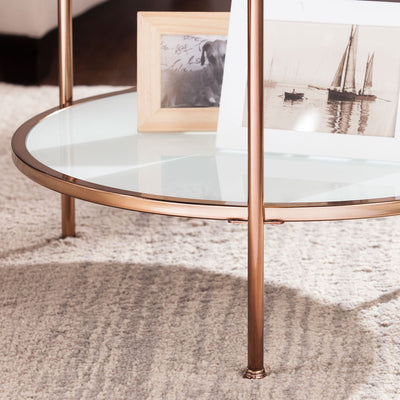 Riley Cocktail Table