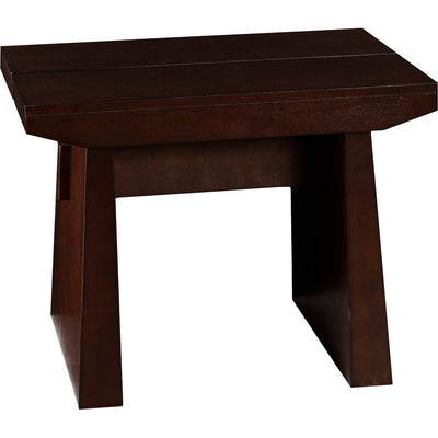 Captain End Table