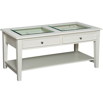 Pastoral Coffee Table Off-White