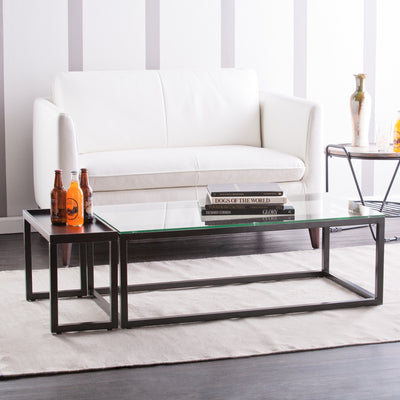 Baldrick Coffee Table (Set of 2)
