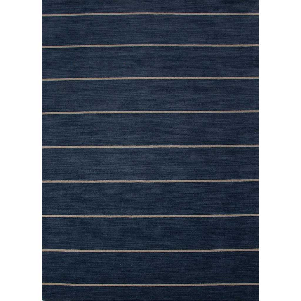 Coastal Dunes Ketch Dark Denim/Oyster Gray Area Rug