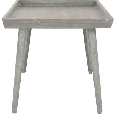 Norah Tray Top Coffee Table Slate Gray