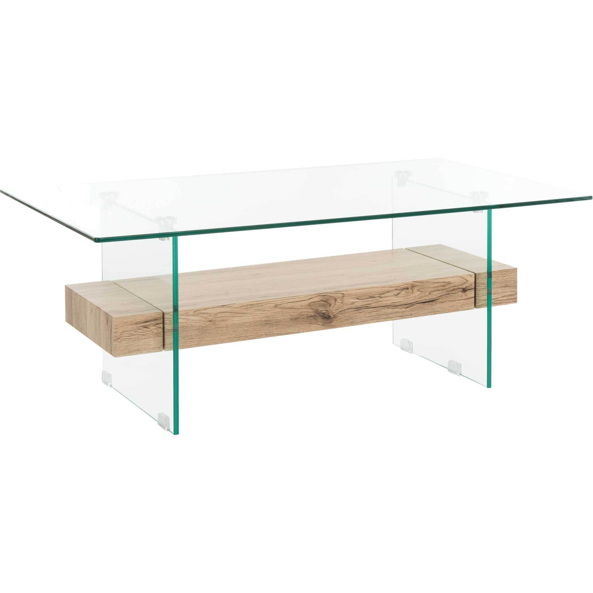 Karis Glass Coffee Table