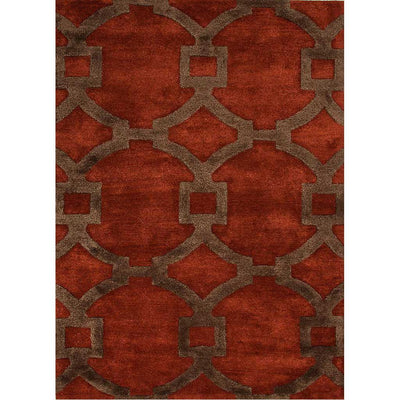 City Regency Red Oxide Area Rug