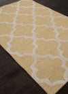 City Miami Marigold/White Area Rug