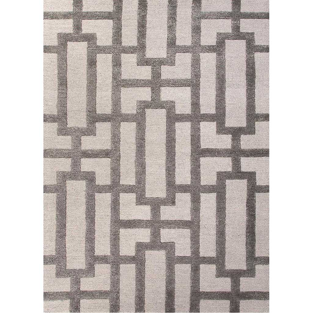 City Dallas Ashwood/Liquorice Area Rug