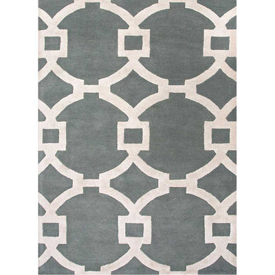 City Regency Mineral/White Area Rug