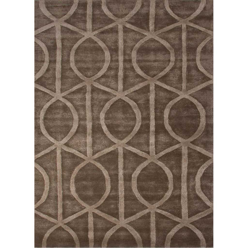 City Seattle Silver Mink/Fog Area Rug