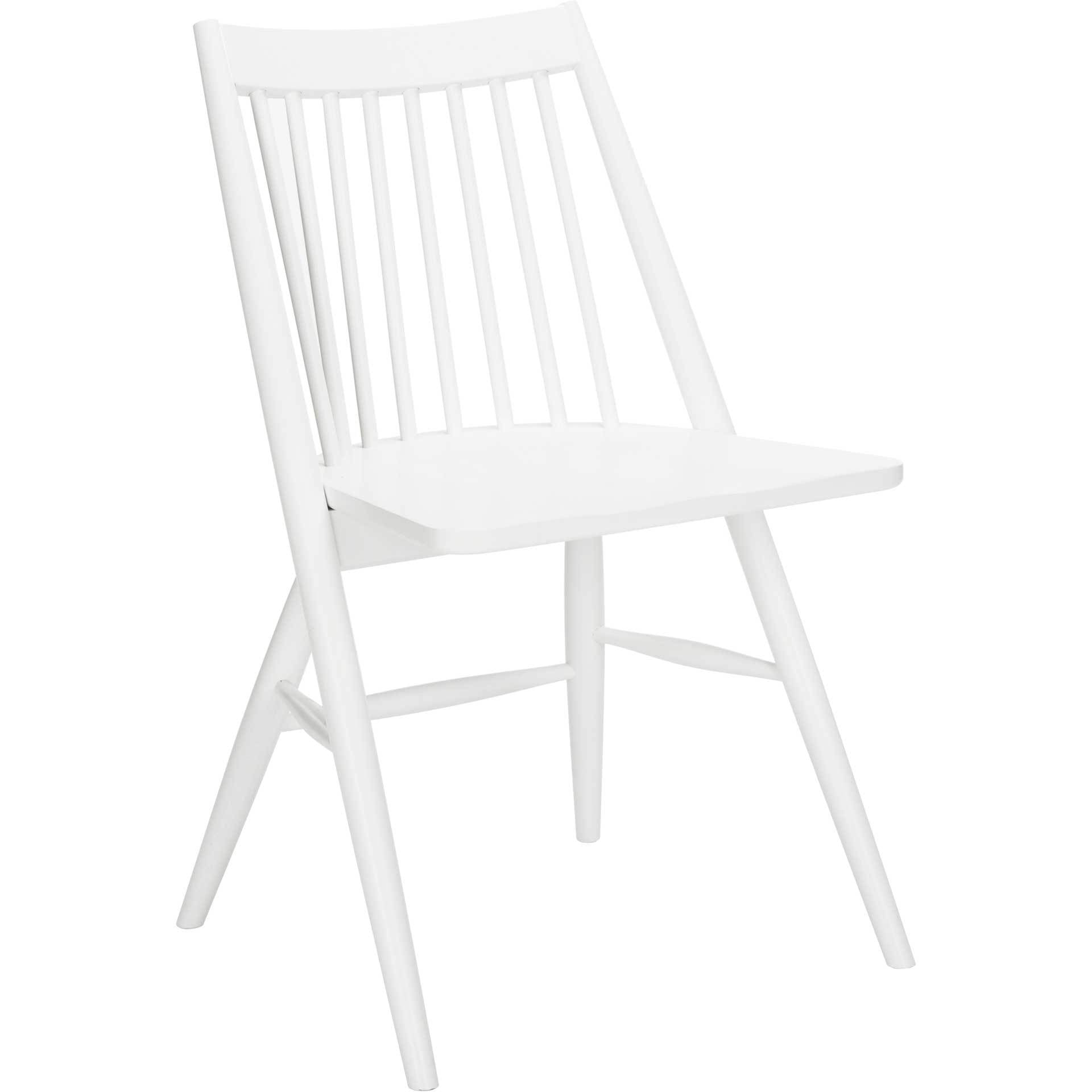 Wrangler Dining Chair White (Set of 2)