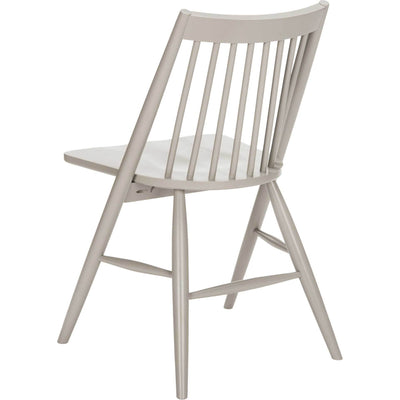 Wrangler Dining Chair Gray (Set of 2)