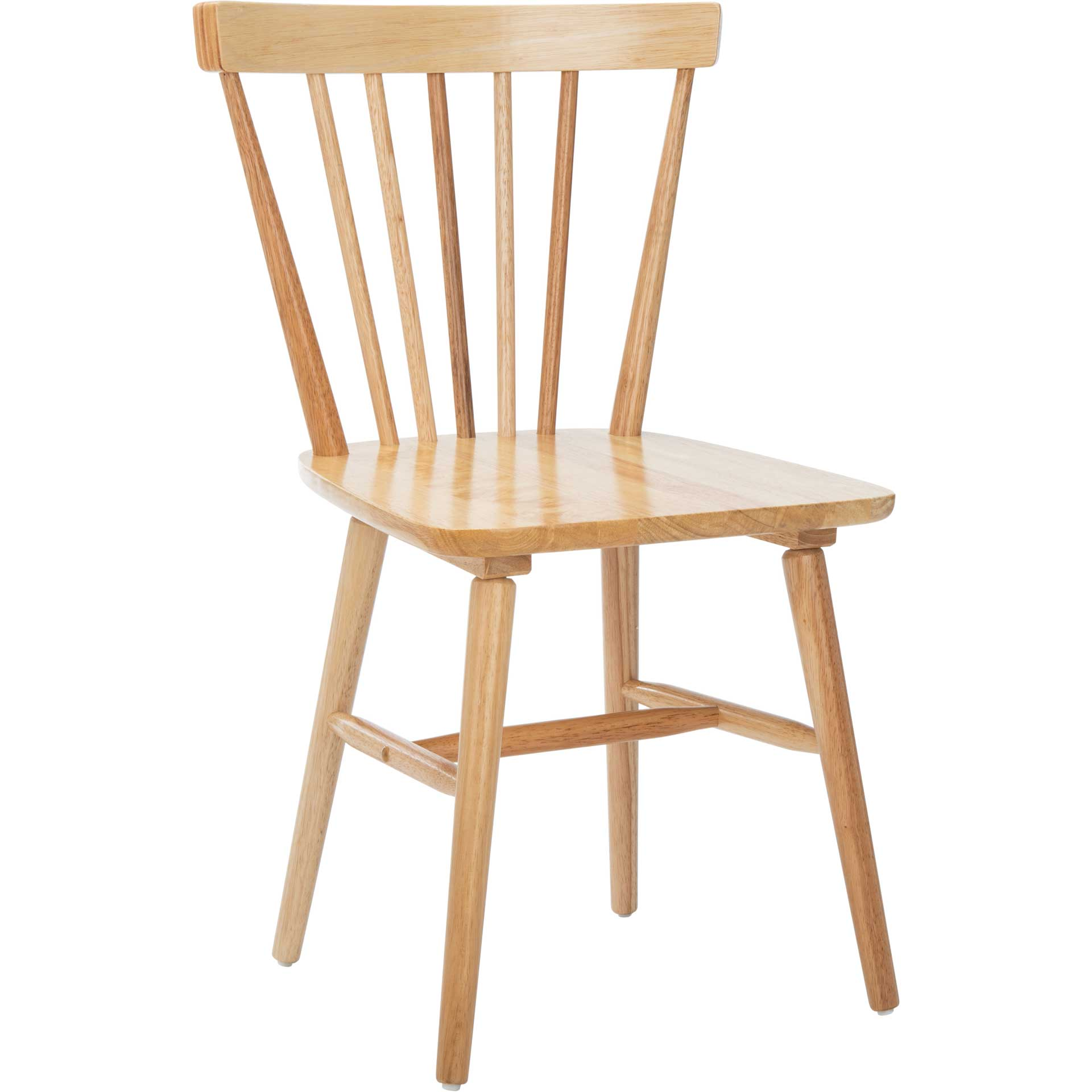 Wilder Spindle Back Dining Chair Natural (Set of 2)
