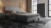 Amsterdam Tall Dresser Concrete/Gray Oak