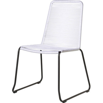 Barclay Side Chair White (Set of 2)