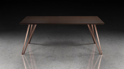 Grand Dining Table Espresso
