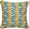 Dekota Dek-01 Ivory/Green Pillow