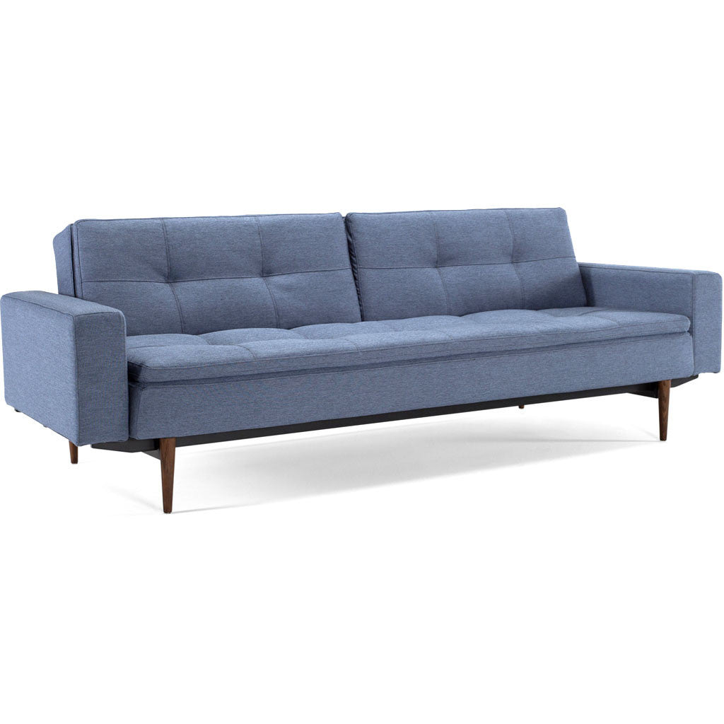 Denmark Arm Sofa Indigo Blue