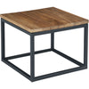 Morgan Teak/Metal End Table