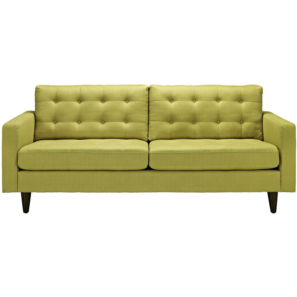 Era Upholstered Sofa Wheatgrass